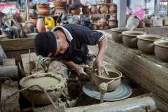 The area is famous for it's trafitional eartheware pottery.