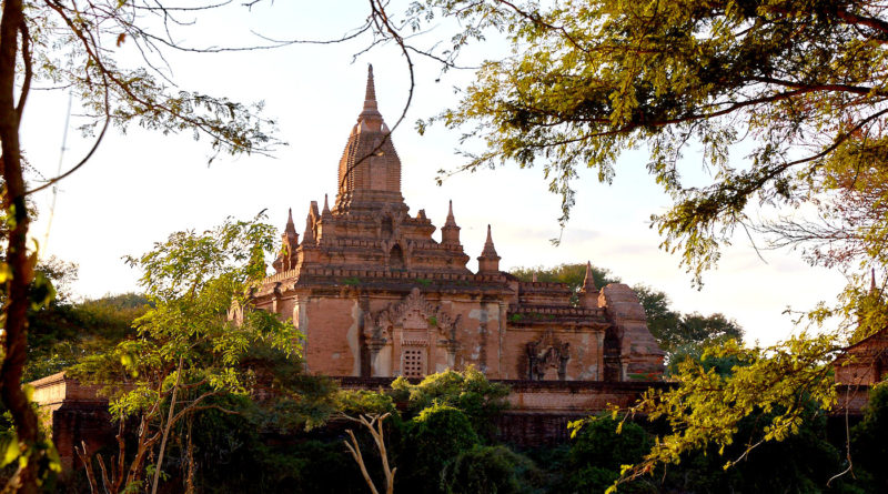 Bagan listed as World Heritage site by UNESCO