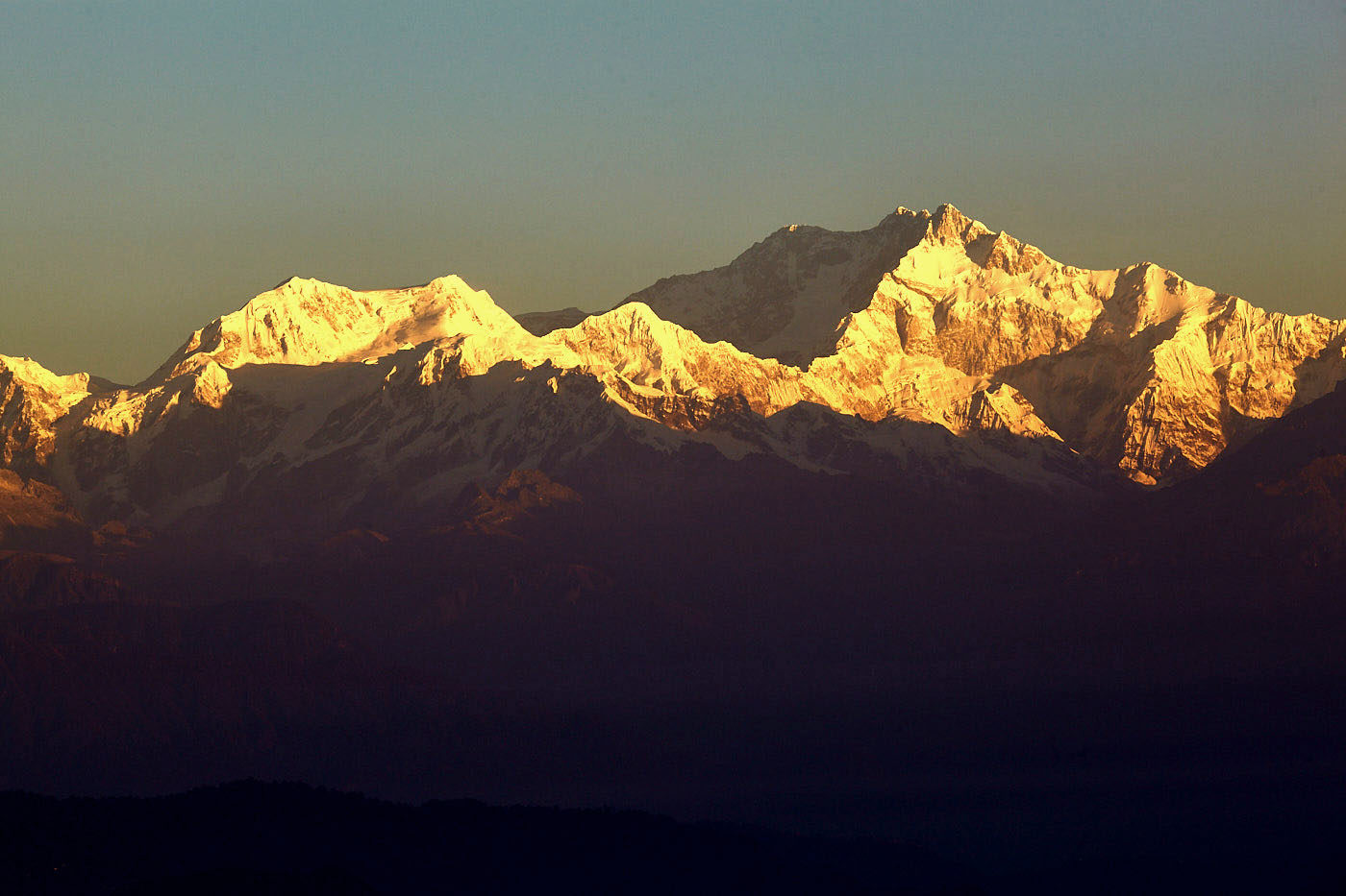 Darjeeling: Mantra for the morning