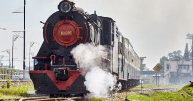 The North Borneo Railway: Steaming Back in Time