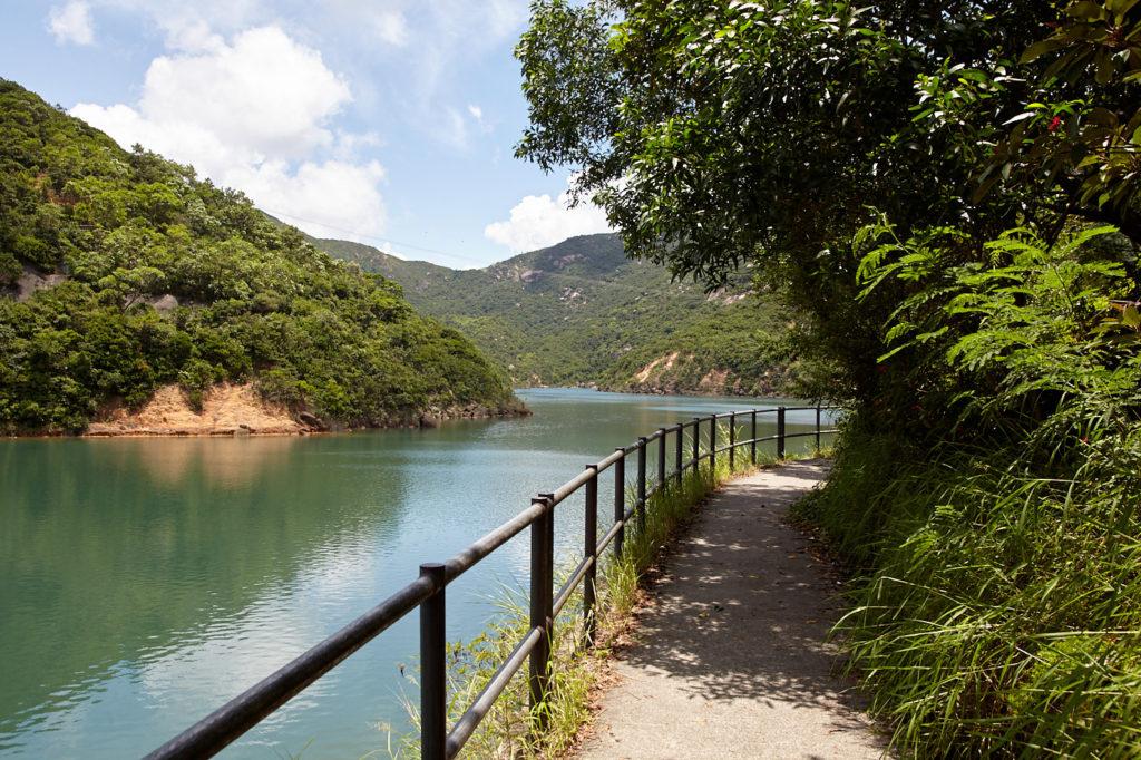 Exploring the waterways of Tai Tam: The Byewash Reservoir