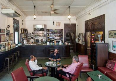 The restaurant where time stood still