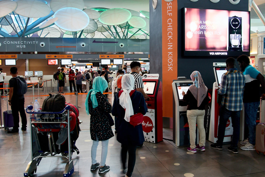 Kuala Lumpur International Airport 2 (KLIA 2)
