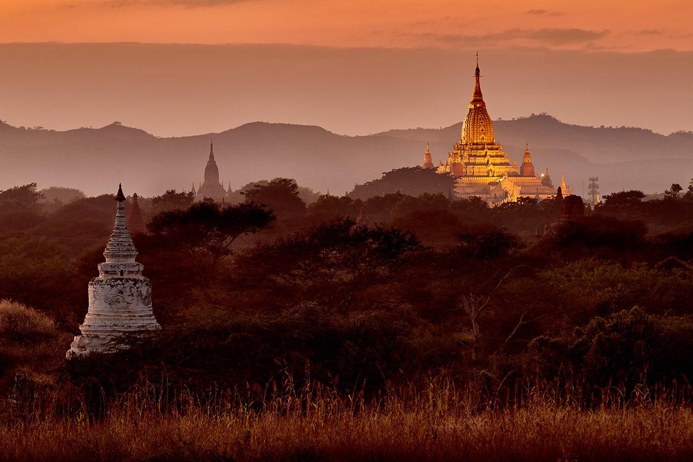 Bagan Bike Trials