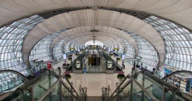 Suvarnabhumi Airport – Bangkok