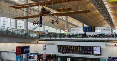 Chek Lap Kok Airport – Hong Kong