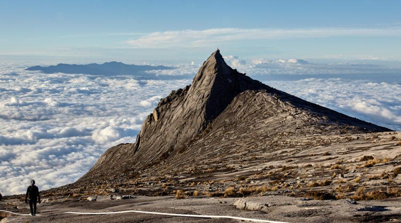 Climbing Mt Kinabalu South Peak