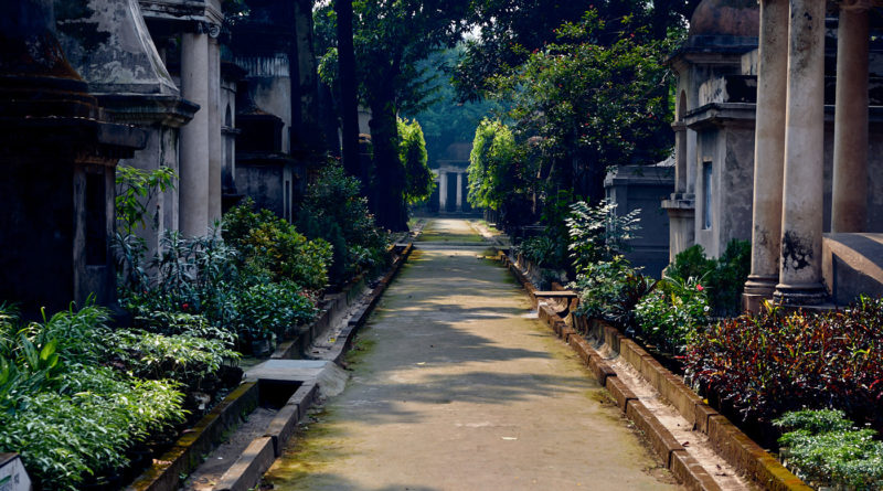 The South Park Street cemetery: A Garden of unfulfilled dreams