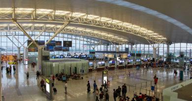 Noi Bai International Airport – Hanoi