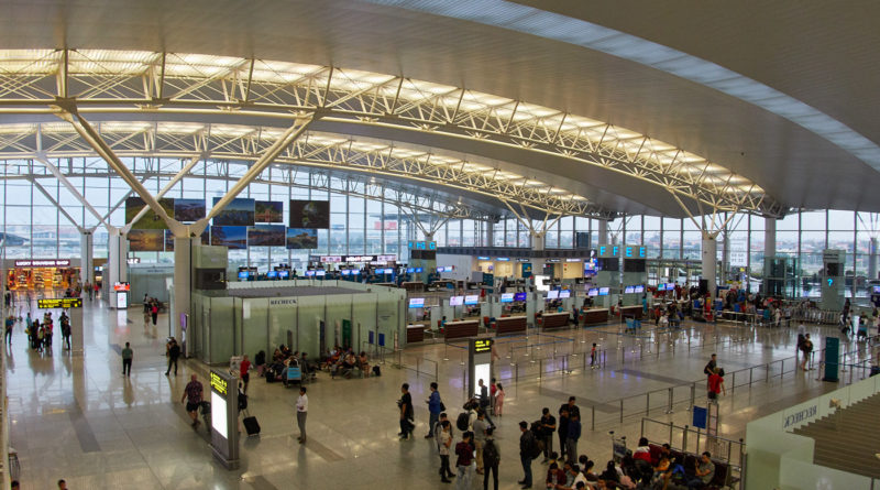 Noi Bai International Airport – Hanoi