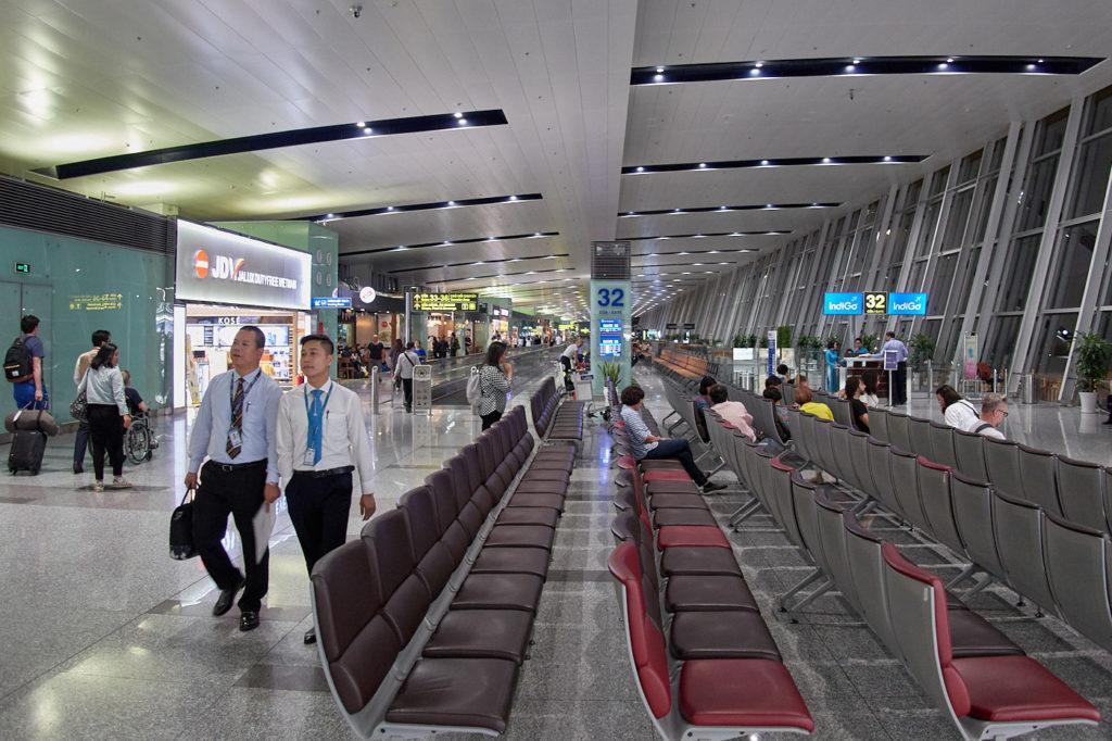 departures Noi Bai Airport Hanoi