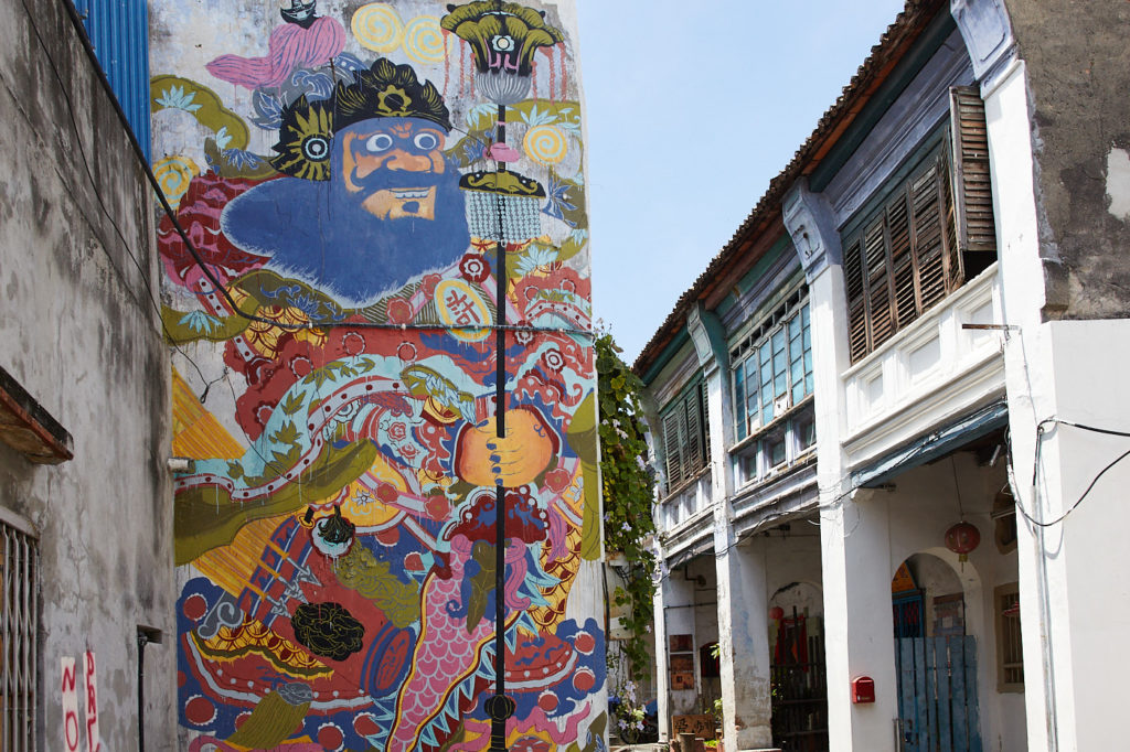 Penang Art Walk