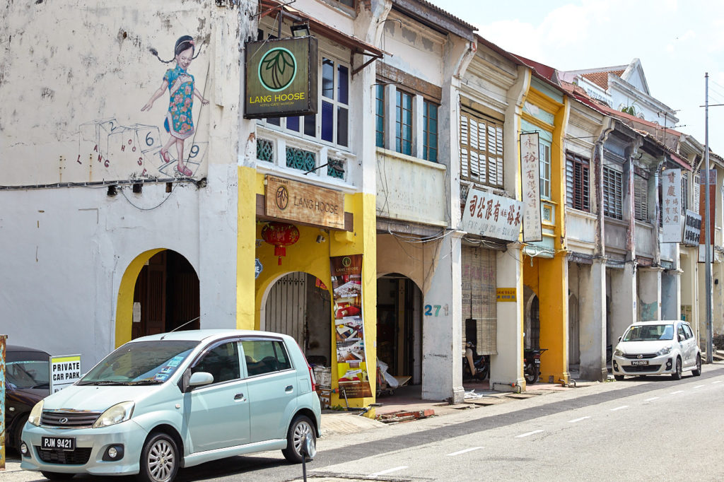 The living gallery George Town Penang