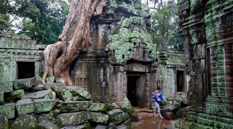 Smoke-free zones in Cambodia