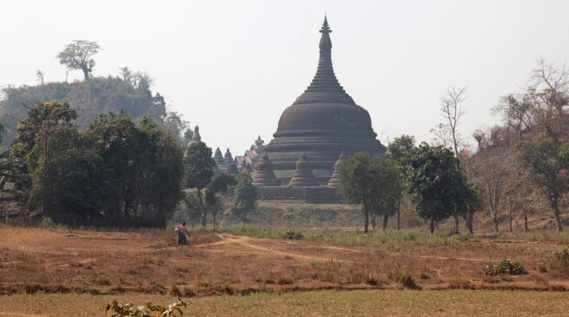 Myanmar sites off limits