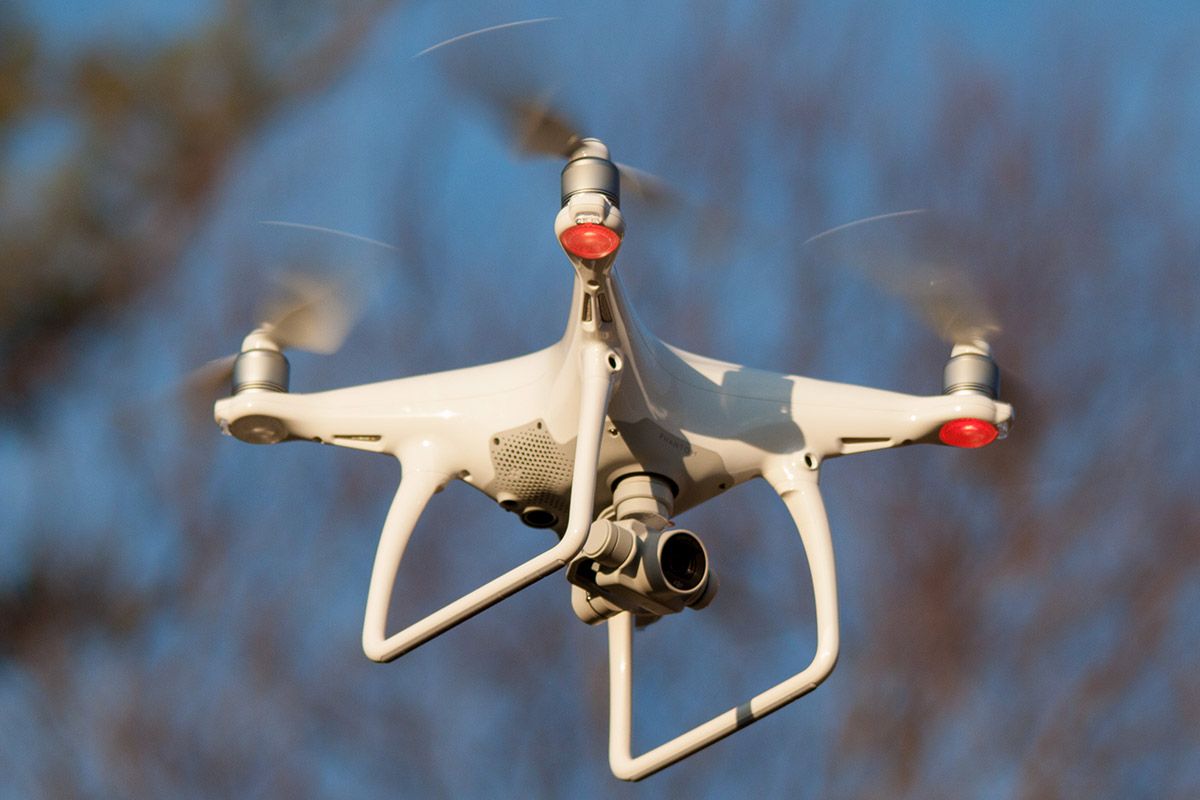 Permission to drone in Singapore
