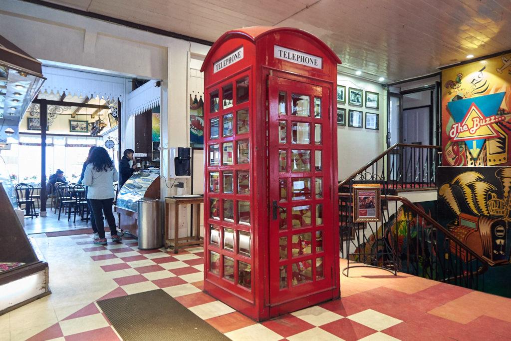 Glenary's, Darjeeling