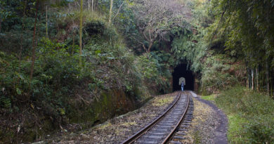 The Jiayang National Mining Park: Walking the Line
