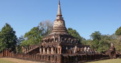 Historic towns of the Sukhothai Kingdom