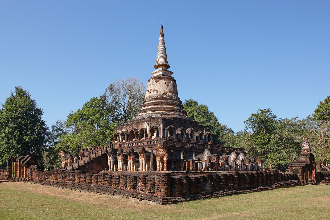Historic Towns of the Sukhothai Kingdom