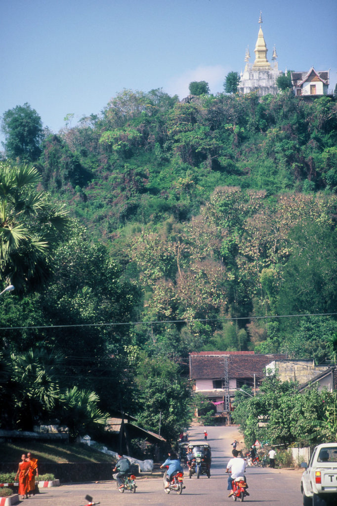 Phou Si Hill Luang Prabang