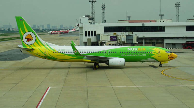 Thai carriers back in the skies