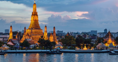 Bangkok by foot – Temples, palaces and parks