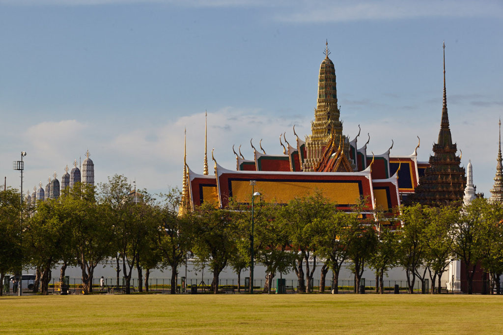 Bangkok by foot - The Grand Palace