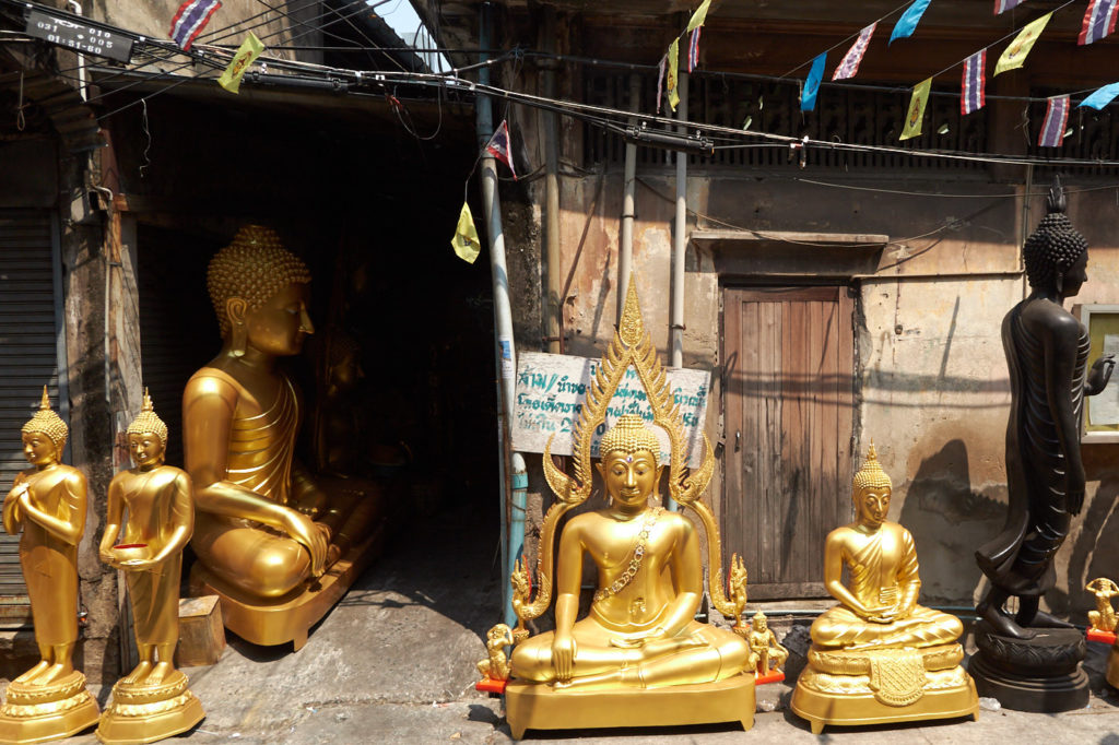 Bangkok by foot - Temples, Palaces and Parks