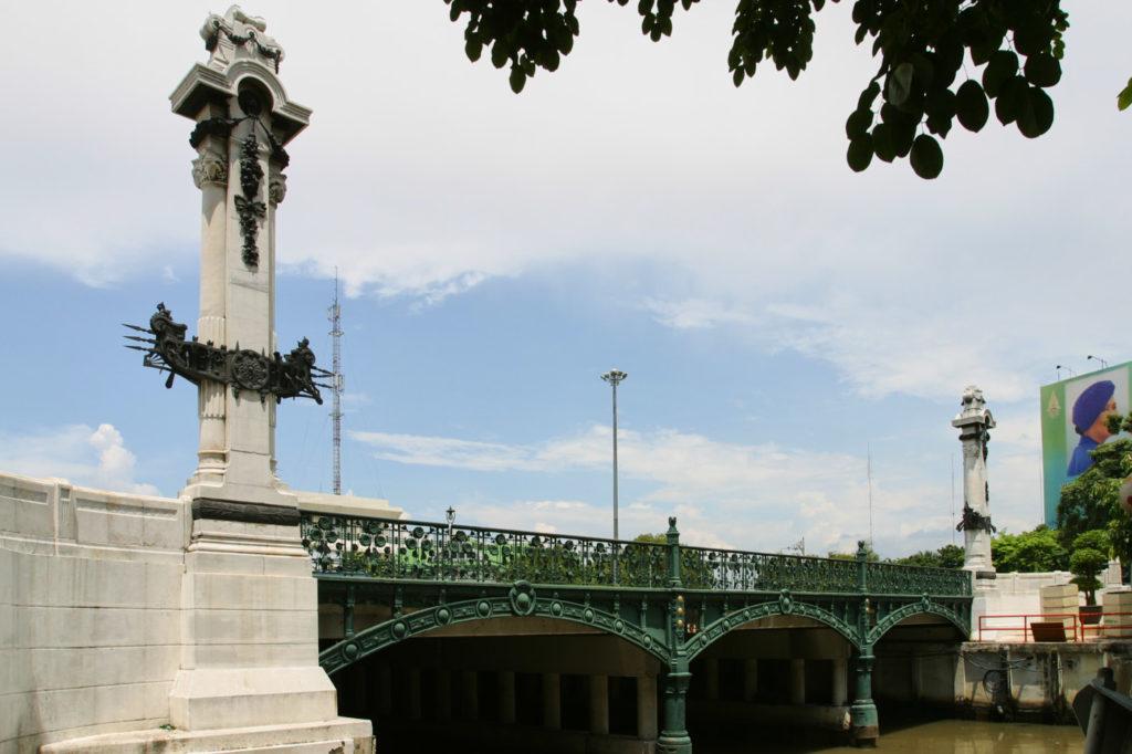 Phan Fa Lilat Bridge - Bangkok