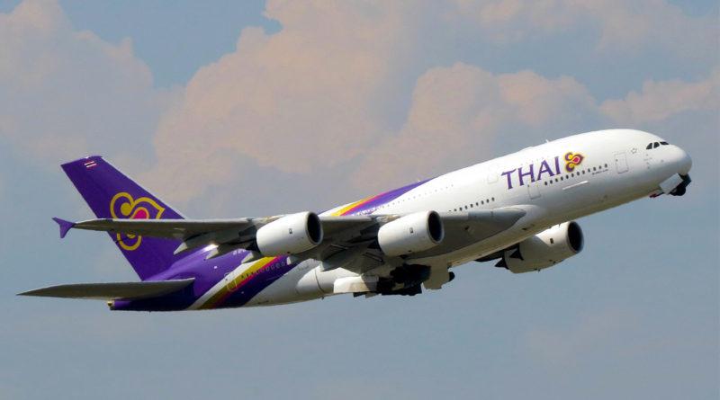 Thai back into the sky