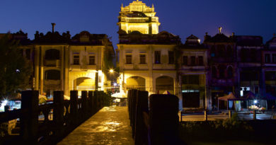 All along the watchtowers: The diaolou of Kaiping