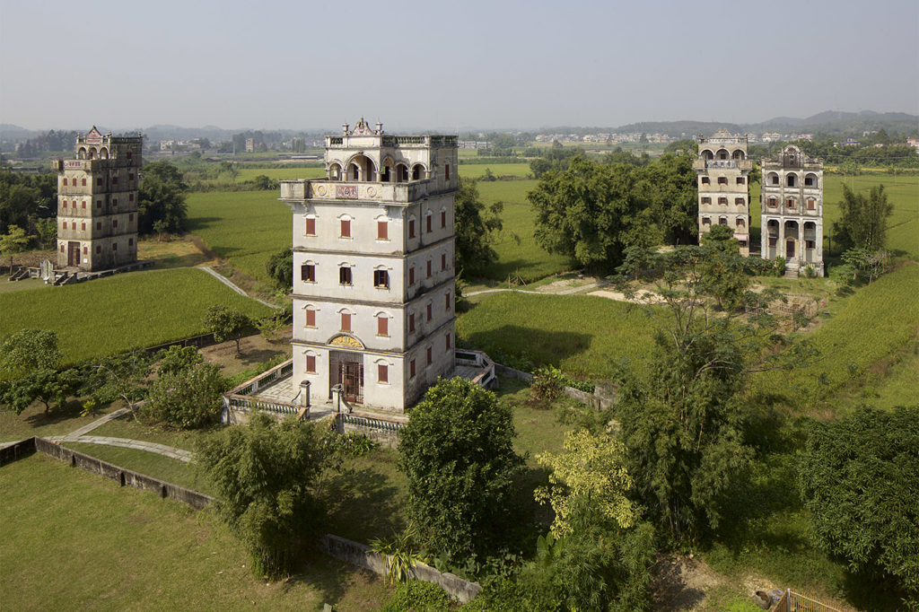 Zili village, Kaiping, China