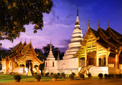 Two weeks in the sandbox for visitors to Thailand