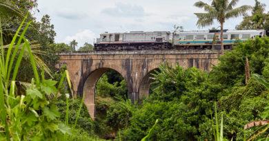 The Jungle Line: A train ride into Malaysia's interior