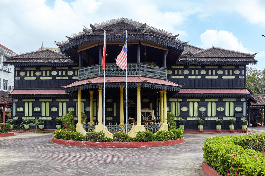 Istana Jahar, Kota Bahru. A museum of royal customs