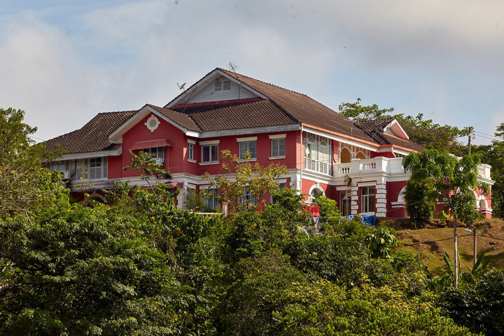 The residence of the the first colonial administrator of Kuala Lipis, Sir Hugh Clifford.