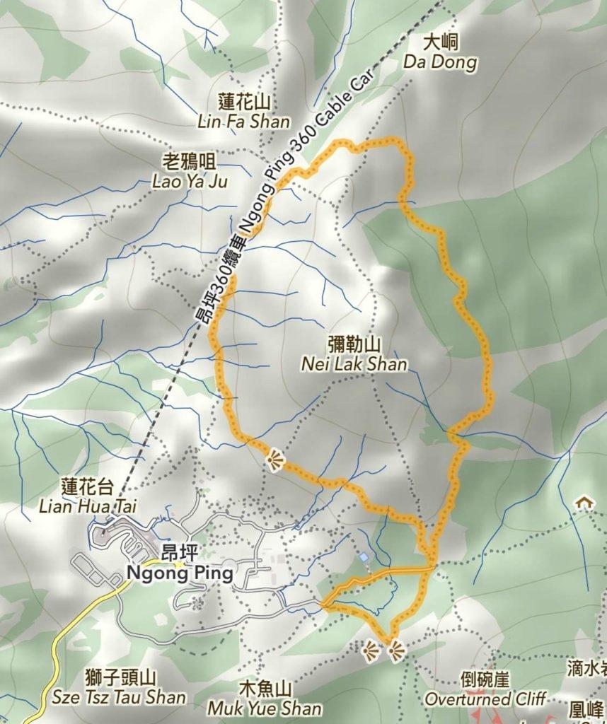 UTML Ur-Trail du Mont-Lantau