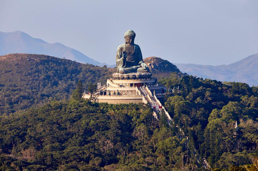 Tian Tan Buddha Ngong Ping