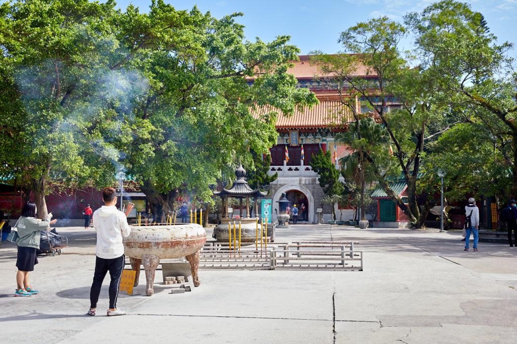 Big Buddha and the Wisdom Path