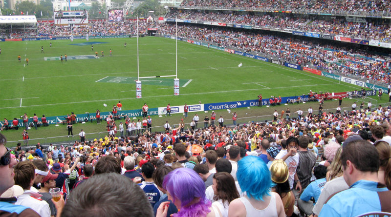 Hong Kong Rugby Sevens reschedued