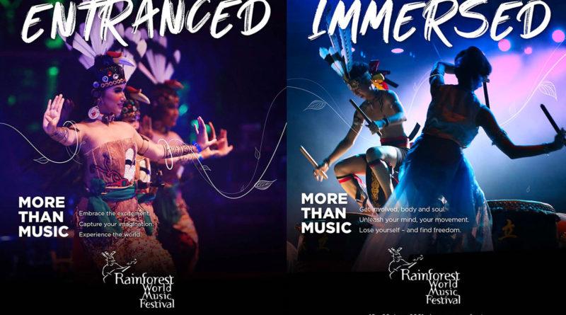 Rainforest World Music Festival Sarawak